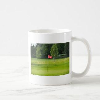 18th Hole of The Golf Course Coffee Mug