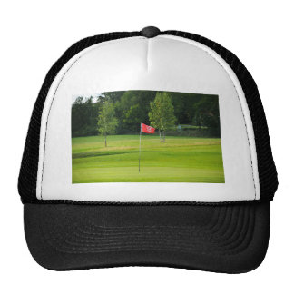 18th Hole of The Golf Course Trucker Hat