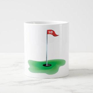 18th Hole Jumbo Mugs