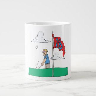 18th Hole Jumbo Mug