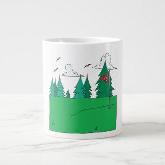 18th Hole Extra Large Mug