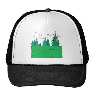 18th Hole Trucker Hat
