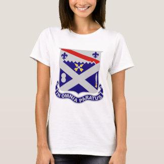 18th Infantry Regiment - IN OMNIA PARATUS T-Shirt