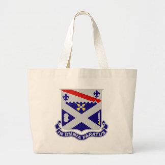 18th Infantry Regiment Large Tote Bag