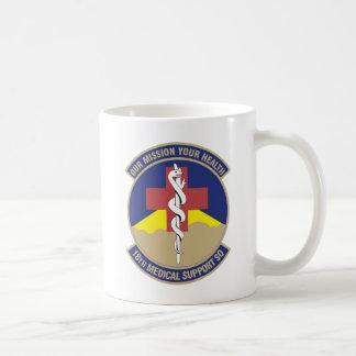 18th MDSS Classic White Coffee Mug
