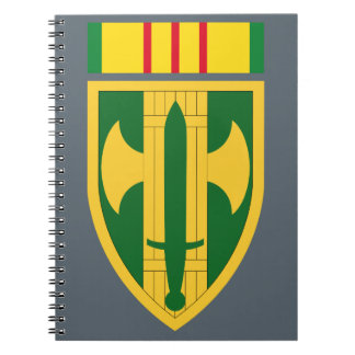 18th Military Police Brigade - Vietnam Notebook