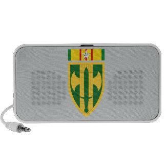 18th MP Brigade Vietnam - Silver Star Speaker System