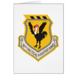 18th Tactical Fighter Wing Card