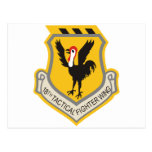 18th Tactical Fighter Wing Post Card