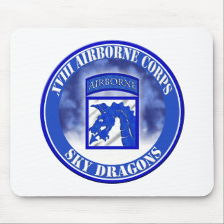 18th XVIII Airborne Corps 001 Mouse Pad
