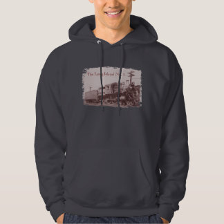 1900 Baldwin Locomotive Hooded Sweatshirt