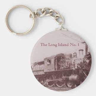 1900 Baldwin Locomotive Keychain