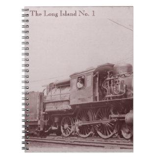 1900 Baldwin Locomotive Notebook