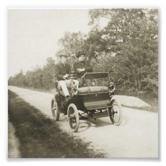 1900 de Dion Bouton Photo Print