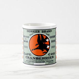 1900 Honker Brand Cranberries Coffee Mug