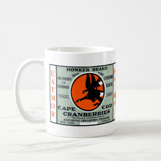1900 Honker Brand Cranberries Mug