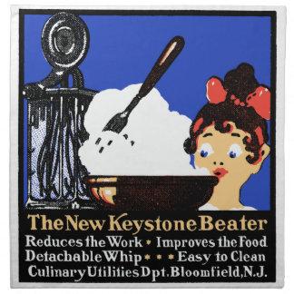 1900 Keystone Beater Cloth Napkins
