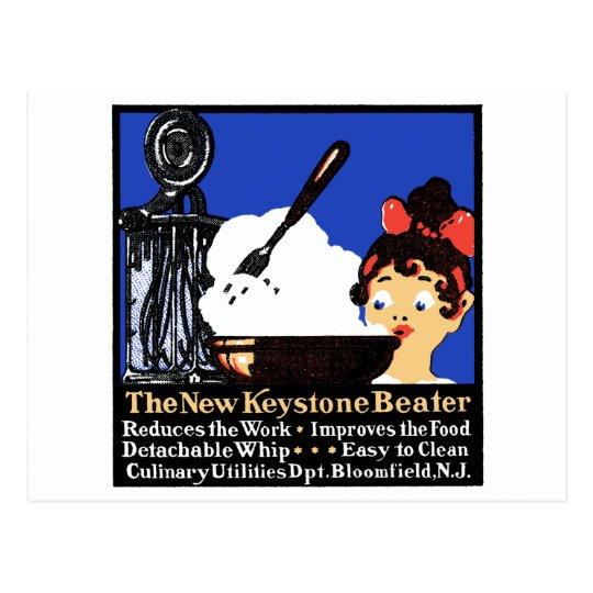 1900 Keystone Beater Postcard