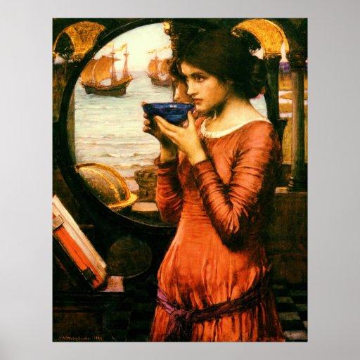 1900) lonas de bella arte del ~ de Destiny ( Impresiones