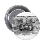 1900 Mckinley - Roosevelt Pins