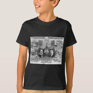 1900 Mckinley -Teddy Roosevelt T-Shirt