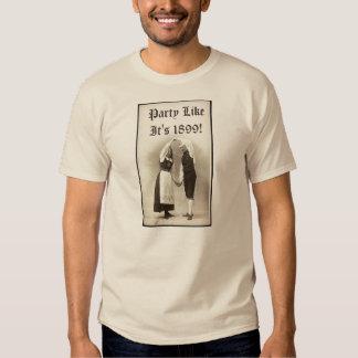 1900 Norwegian Bunad Dancers T Shirt