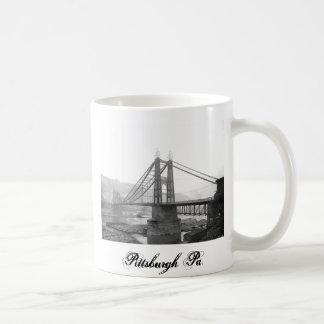 1900 Pointe Bridge Pittsburgh Pa. Mug