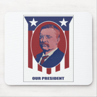 1900 Roosevelt Mouse Pad