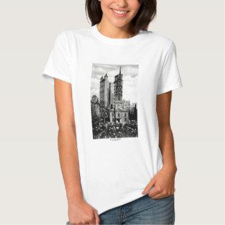 1900 St. Paul's Chapel, New York City T-Shirt