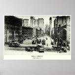1900 Wall Street Print
