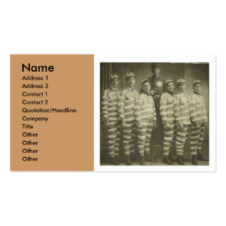 1900groupofconvicts business card