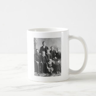 1900's Family Portrait Coffee Mug