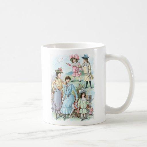 1900s Fashion Coffee Mug