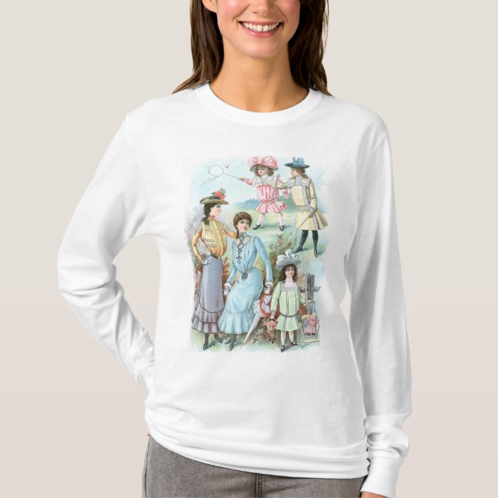 1900s Fashion T-Shirt