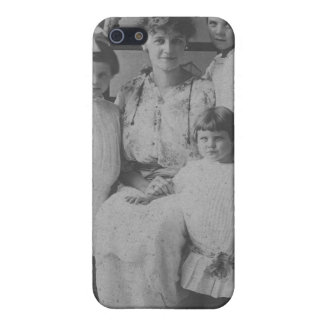 1900's Mother and Three Daughters iPhone 5 Cases