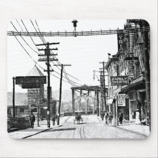 1900's Pittston Pa.ousepad Mouse Pad