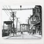 1900's Pittston Pa.ousepad Mousepads