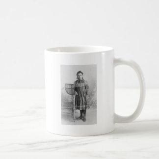 1900's Portrait of Girl Coffee Mug