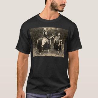 1900's Skeleton Horsemen T-Shirt