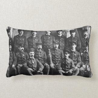 1900s tempranos de la compañía de bomberos y de lo almohadas