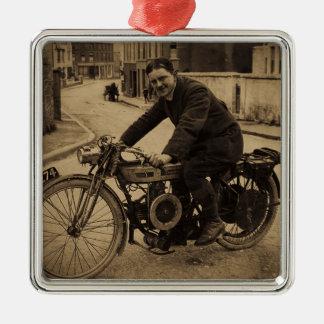 1900s tempranos de la motocicleta británica del vi ornato