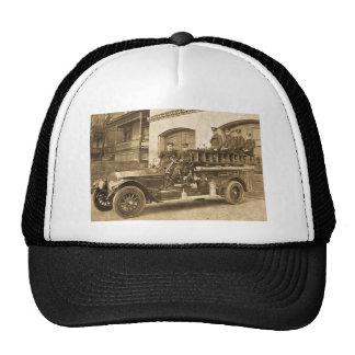 1900s tempranos del vintage del gancho y de la esc gorros