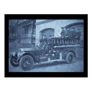 1900s tempranos del vintage del gancho y de la esc postal