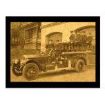 1900s tempranos del vintage del gancho y de la esc tarjetas postales