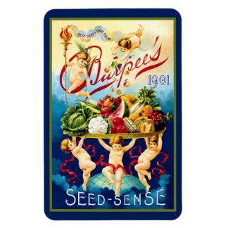 1901 Burpee Seed Catalog Magnet