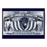 1901 Pan-American Exposition Card