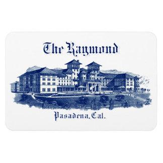 1901 Raymond Hotel Pasadena California Magnet