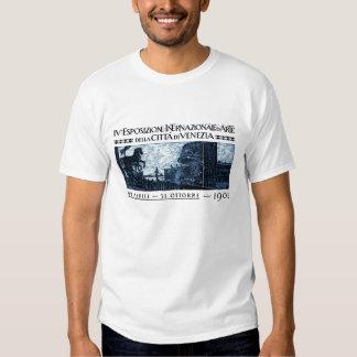1901 Venice Art Exhibit Poster Shirt