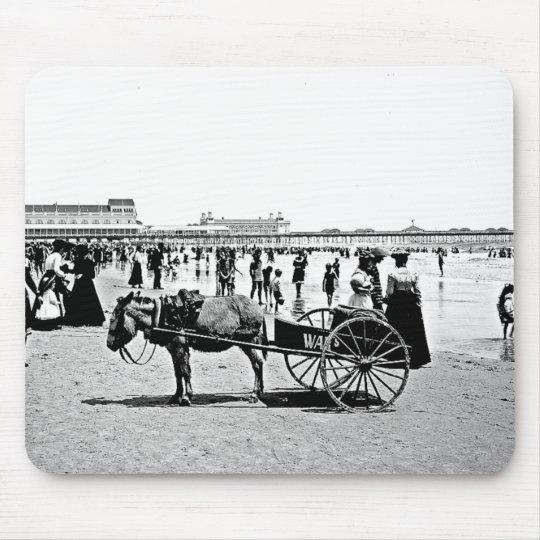 1902  Atlantic City Beach Mousepad