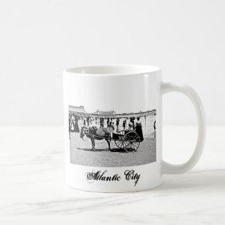 1902 Atlantic City Beach Mug